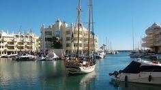 Puerto Marina, Benalmadena, Malaga, Spain.