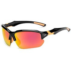 564a1c2414 FYFY Gafas de Sol Polarizadas - Gafas de Sol Deportivas Unisex Protección  UV con Monturas Ligeras