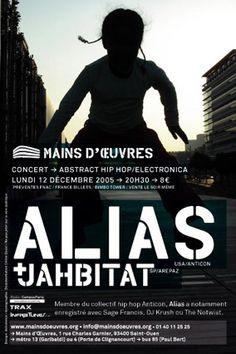 Alias, Mains d'Œuvres: DEVALENCE