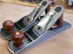 New look Clifton Bench Planes - now in Graphite! Made in Sheffield UK.