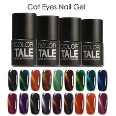 New 1Pcs Nail Gel Polish Gel Long lasting Soak off Gel Nail LED UV 12ML Hot Nail. Click visit to read descriptions #NailGel