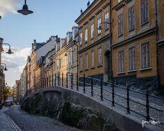 Brännkyrkagatan, Söder, Stockholm, October 26, 2012
