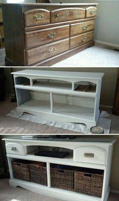 Dresser conversion