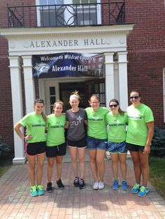 My dorm sophomore year! Looks like its had a face lift since then!!!    Welcome to Alexander Hall at The University of New Hampshire. #UNHSocial