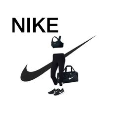 Nike by mp006875 on Polyvore featuring NIKE