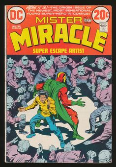 November 1969 - Stan Lee, Jack Kirby, George Klein, Christopher Rule and Chic Stone. Cover by Jack Kirby and Joe Sinnott. Star Wars Comics, Marvel Comics, Ms Marvel, Strange Marvel, Bd Comics, Horror Comics, Marvel Comic Books, Archie Comics, Doctor Strange