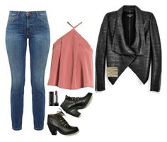 Iris West Inspired Outfit by daniellakresovic on Polyvore featuring polyvore fashion style Current/Elliott Rachel Comey Marc Jacobs Episode Leith clothing