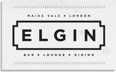 The Elgin, 255 Elgin Ave, Maida Vale (West London). Offers brunch from 9-4 on weekends
