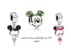 Today brings a Pandora Disney Parks article, with a few updates regarding a couple of Pandora Disney beads I previewed a few months ago with the Valentine's collection. These were the Disney Mickey & Minnie 'cutie' dangles, and also a new Disney Epcot charm. When I originally previewed them, there was a lack of information … Read more...