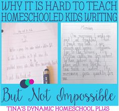 Why It Is Hard to Teach Homeschooled Kids Writing But Not Impossible. It is not easy to teach homeschooled kids how to write but understanding basics helps. Curriculum Planner, Writing Curriculum, Homeschool Curriculum, Homeschooling, Kids Writing, Teaching Writing, Creative Writing, Composition Writing, Teaching Language Arts