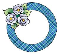 Round patterned frames with three roses. Three Roses, Scrapbook Frames, Third, Paper Crafts, Symbols, Letters, Wreaths, Art, Moldings