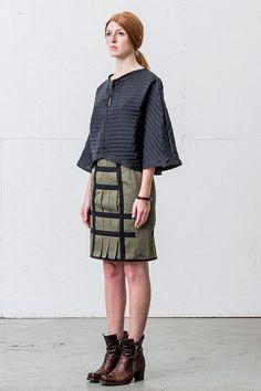 Piteraq shirt/Wreckhouse skirt
