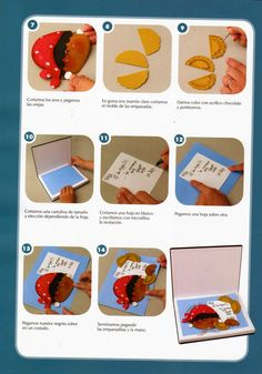 Revista de Goma Eva gratis - Revistas de manualidades Gratis Plastic Cutting Board, Playing Cards, Deco, Christmas Candle Holders, Clock Craft, Baby Girl Baptism, Step By Step Painting, Bedroom Frames, Card Stock