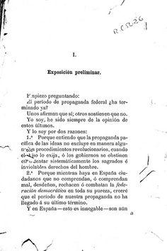 Unitarismo y federalismo : estudios sobre todas las formas de gobierno, desde la monarquía absoluta hasta la democracia federativa / por José Trinchant. - Madrid : [s.n.], [1890] (Imprenta de Fortanet)