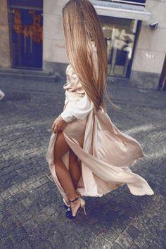 That feminine flair..