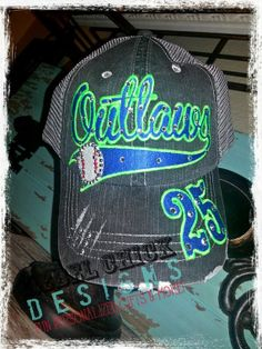 Personalized blingy baseball sports team mom by RebelChickBoutique, $40.00