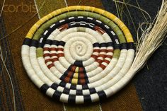 Hopi Basket Weaving - 42-20040518 - Rights Managed - Stock Photo - Corbis