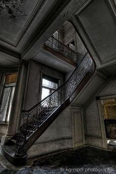 abandoned by graveyardwalker
