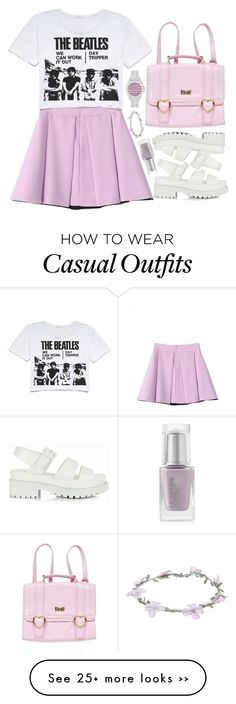 Casual by mihreta-m on Polyvore  Wow~! nike free runs cheap sale and all are Less than $50!. running shoes, fashion style 2016