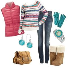 """Winter Chill"" by jewelpop on Polyvore"