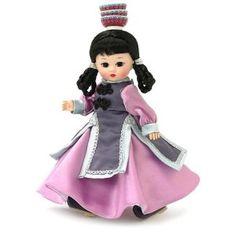 "Madame Alexander 8"" International Collection Doll - Mongolia"
