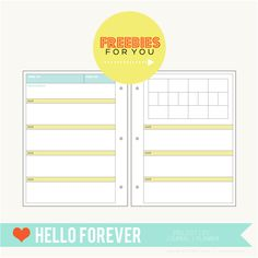 PROJECT LIFE PRINTABLE JOURNAL PLANNER THUMBNAIL
