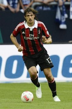 Francesco Acerbi (born 10 August 1988) is an Italian footballer who plays for Serie A team A.C. Milan and the Italian National team.    On 20 June 2012 Milan bought Chievo's share on Acerbi, with Genoa retained 50% registration rights. Co-currently, Milan signed Kevin Constant in temporary deal from Genoa. In July 2012 Isaac Cofie joined Chievo from Genoa as part of financial compensation. He debuted in Milan's 3-1 win over Bologna.