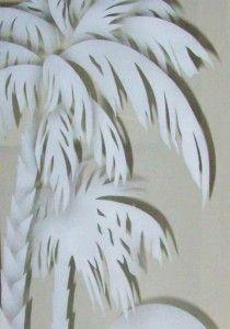 Palm Sunset 2D (close up)