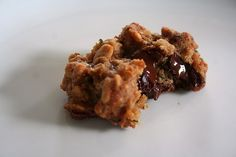chocolate chip oatmeal zucchini cookies