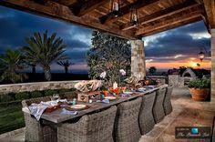 Romanesque Luxury Villa Residence - The Strand at Headlands, Dana Point, CA