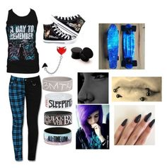 """band"" by darkangel1345 ❤ liked on Polyvore featuring Retrò and Bling Jewelry"