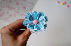 a different paper flower @Breanna Young...you're famous!