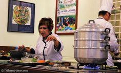 Madame Chef Nooroor of the Blue Elephant Cooking School, Bangkok- Part II: Half day cooking class