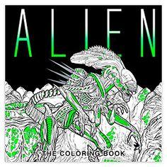 Alien: The Coloring Book | ThinkGeek