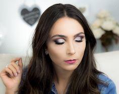 Hoje às 19h vou postar o vídeo dessa maquiagem!!! Minha versão de Make para noiva na @lalanoleto  que está se preparando para o seu casamento!!! Um olho bom pra maquiar dá nisso!!! Coisa bem boa!!!#alicesalazar #maquillaje #maquiagem #makeup #noiva #lalavemanoiva