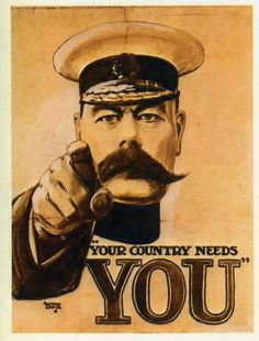 Lord Kitchener Wants You (1914)