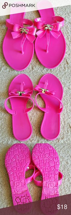 7f7086d5702d1b Rampage jelly sandals size 9 Good condition Rampage Shoes Sandals Fashion  Tips