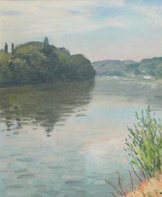 Albert Marquet - La vallée de la Seine