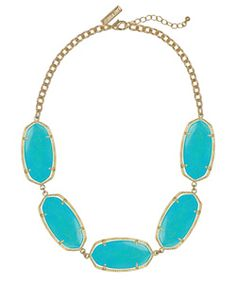 This #KendraScott Valencia Necklace is so beautiful and bound to stand out with any outfit on vacay #KSadventure