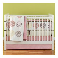 Loved this set before I knew Owen was going to be a boy!  girl nursery idea