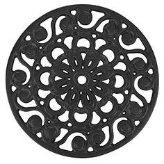 Decorative Cast Iron Metal Trivet by Trademark Innovations (Black) Trademark Innovations http://www.amazon.com/dp/B0172ELROE/ref=cm_sw_r_pi_dp_ywKywb17GQMPV