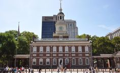 The National Park Service runs tours of Pennsylvania's Independence Hall, where the Declaration of Independence and the Constitution of the United State were created and signed. (From: Photos: 20 Essential American Destinations )
