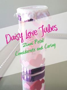 Daisy Scout Love Tubes: Zinni Considerate and Caring Petal - Mighty Girls Rock - I loved this idea so much! All the girls were so excited and the parents loved it too! Girl Scout Daisy Activities, Girl Scout Crafts, Daisy Girl Scouts, Girl Scout Troop, Scout Leader, Mighty Girl, Daisy Petals, Daisy Love, Toilet Paper Roll Crafts