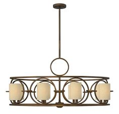 View the Fredrick Ramond FR42408 8 Light 1 Tier Chandelier from the Pandora Collection at LightingDirect.com.