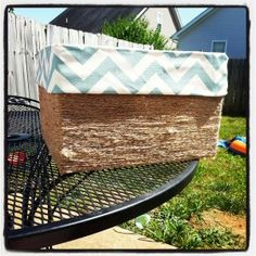 DIY storage bins made out of diaper boxes! My favorite Storage box tutorial yet. Very helpful and its actually something i can do! yay!