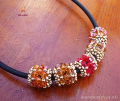 ÚJ: 2015 őszi/téli kollekció : Őszi pompa szett swarovskival Pandora Charms, Charmed, Detail, Bracelets, Jewelry, Bangles, Jewellery Making, Jewels, Jewlery