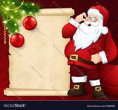santa-claus-with-the-card-vector-1768996.jpg (1000×937)
