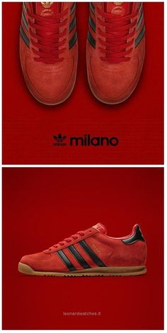 the best attitude 6340a a2b00 An Overview of Street Fashion. Adidas Trainers MensRed ...
