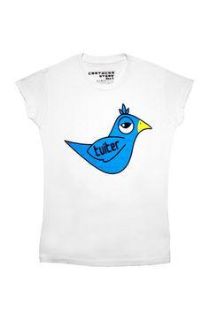 tUIT tuiT tUit playera para mujer $269 #CartuchoStore