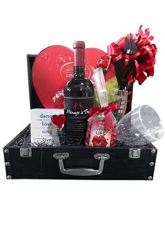 Menage A Trois Midnight Kiss Gift Case